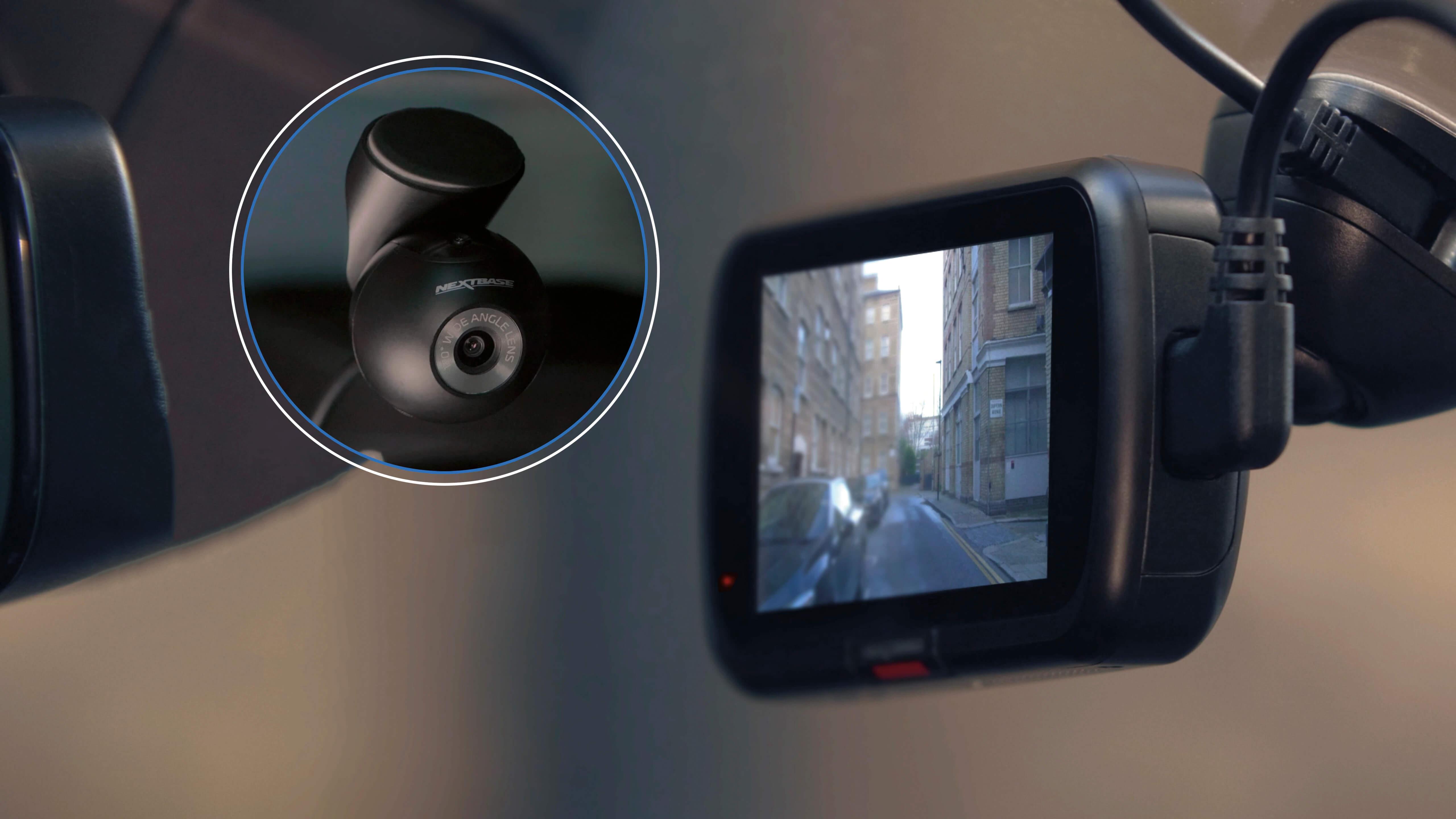 Rear Camera Dash Cam